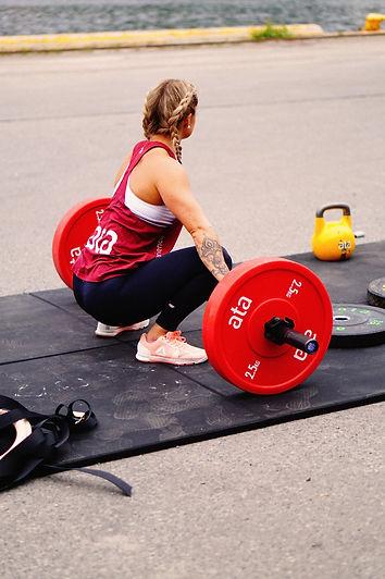 weightlifter grip weights kettlebell