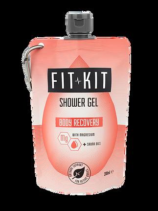 Fit Kit Shower Gel Clear Breathing 200ml