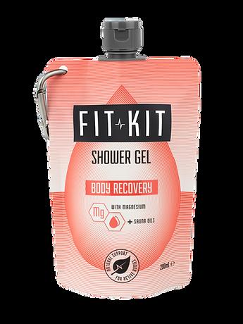 Fit Kit Shower Gel Body Recovery 200ml_F