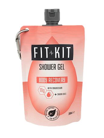 Fit Kit Shower Gel Body Recovery 200ml_F