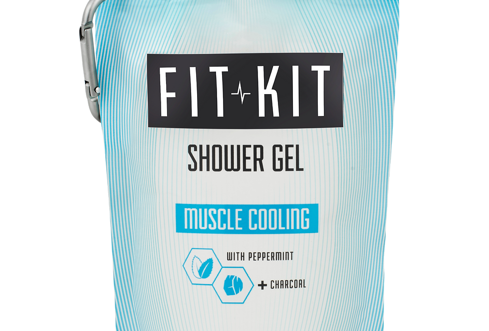 Muscle Cooling Shower Gel