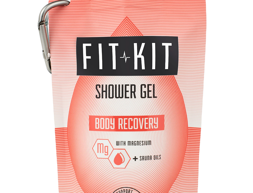 Body Recovery Shower Gel