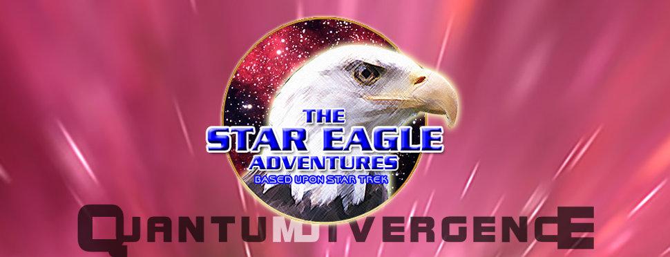 Star Eagle Adventures Quantum Divergence Hero Image
