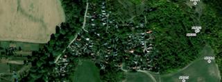 Monitoring station Nižná Hutka - Landslide 1
