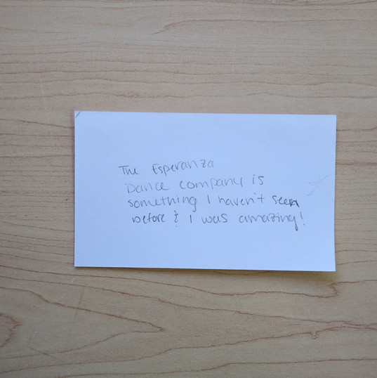 Anonymous Notecard 17