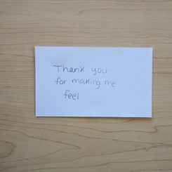 Anonymous Notecard 11