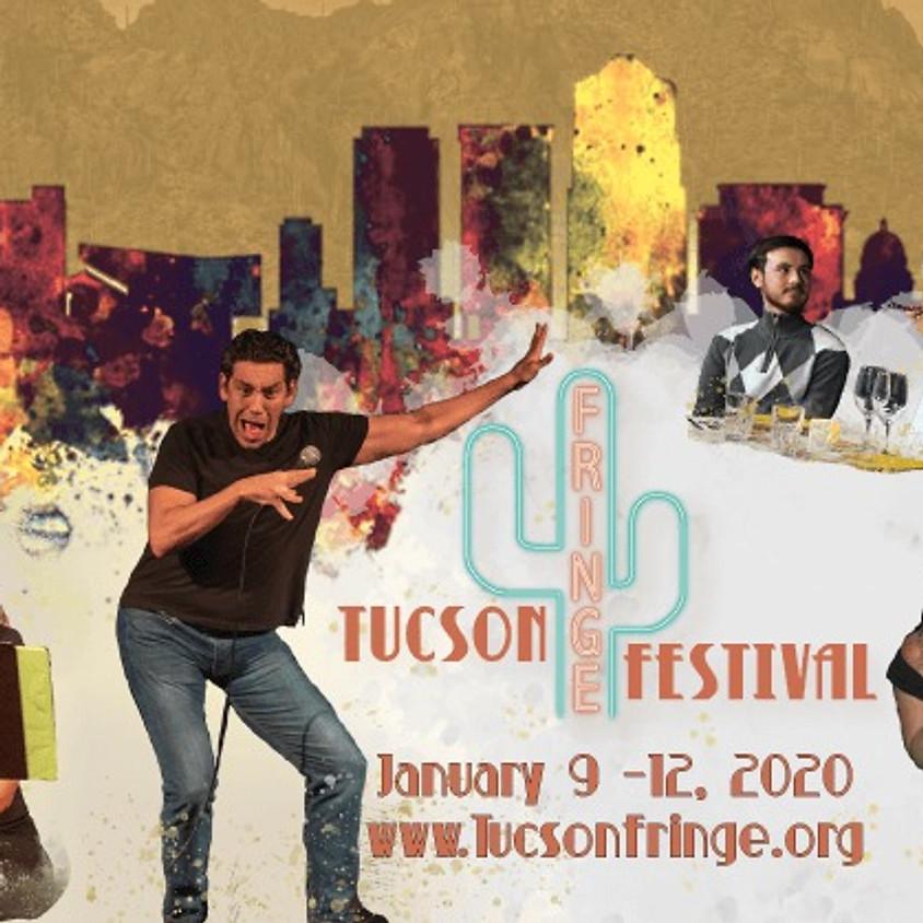 Esperanza performs at Tucson Fringe Festival