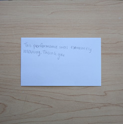Anonymous Notecard 35