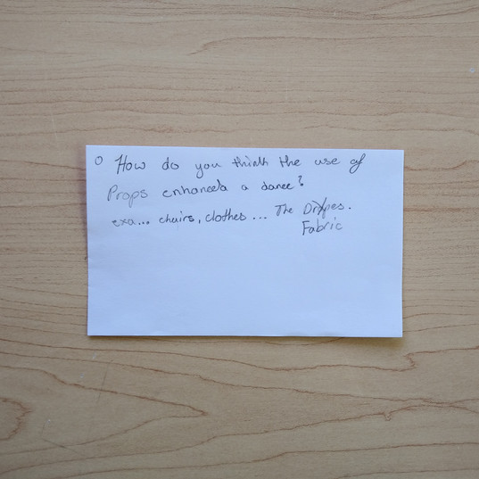 Anonymous Notecard 26