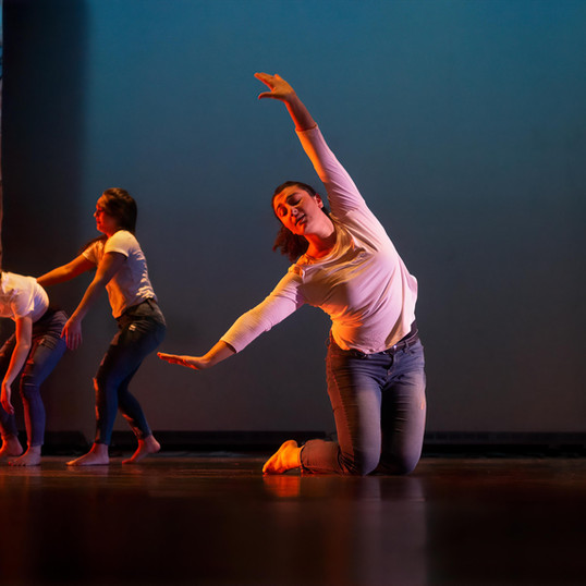 """Esperanza Dance Project performs """"House of Hope"""""""