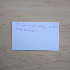 Anonymous Notecard 22