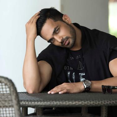 Model : Raj Sah