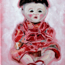 Japanese Boy Doll