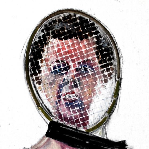 Tennis Anyone? (Self as Mamie)