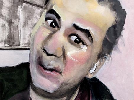 Portrait of John Ortiz as Oscar in The Line