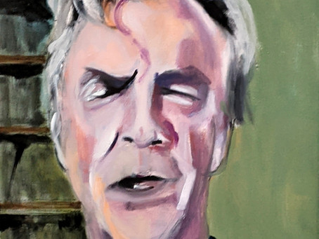Portrait of Jamey Sheridan as Ed in The Line