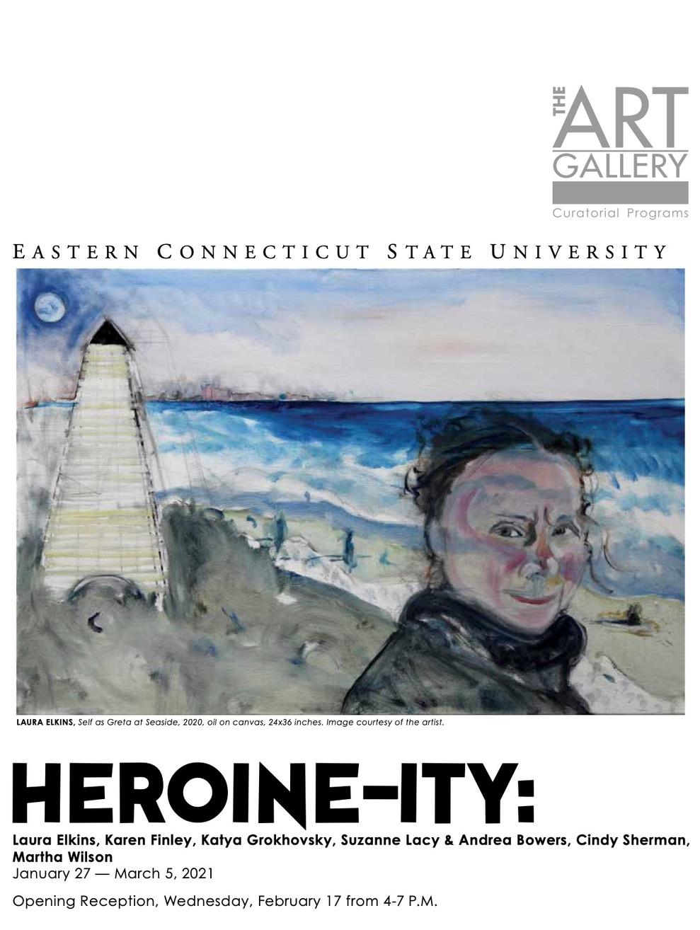 Heroine-ity exhibition