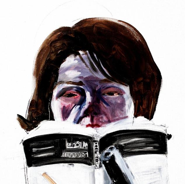 Self as Jackie Reading Foucault