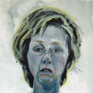 Self as Hillary at Dusk