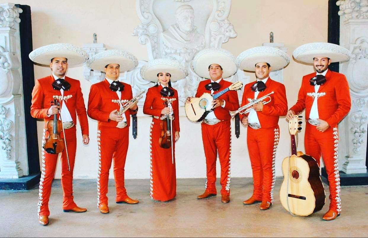 Mariachi Sonidos de Mexico San Diego