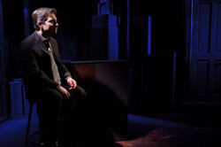 'The Thing About Men', Landor Theatr
