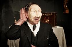 Peter as Jules Pascin