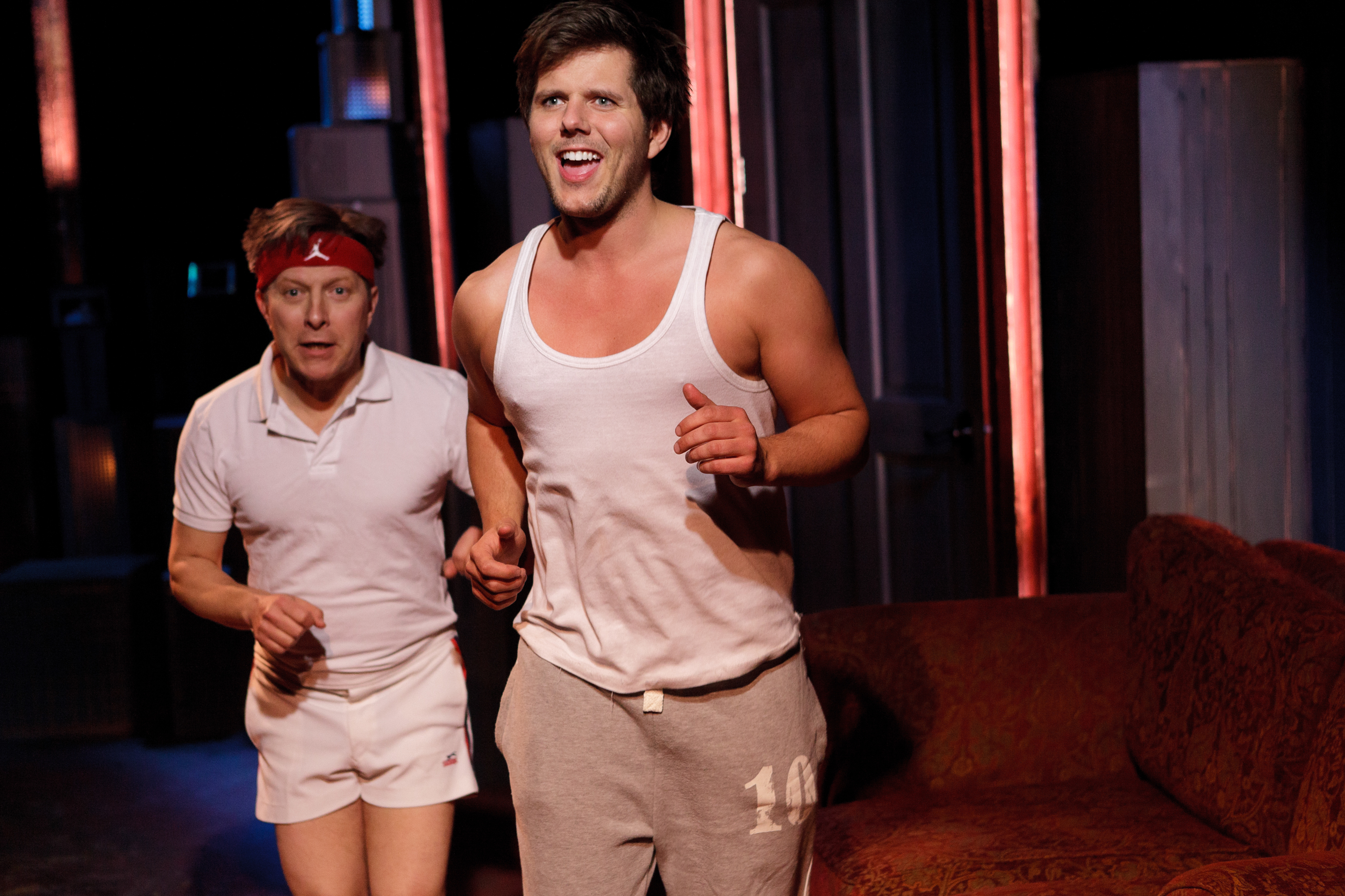 'The Thing About Men' Landor Theatre
