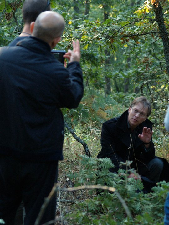 Filming 'Lurk'