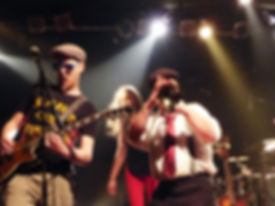 concert show case à La Gare de Coustelet