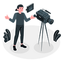 Videographer-amico.png