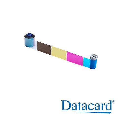 Datacard CR805 Farbband YMCKP (1000)