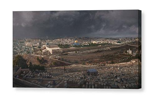 A Storm Over Jerusalem, Limited Edition