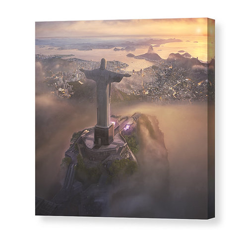 Christ the Redeemer In Rising Light, Limited Edition
