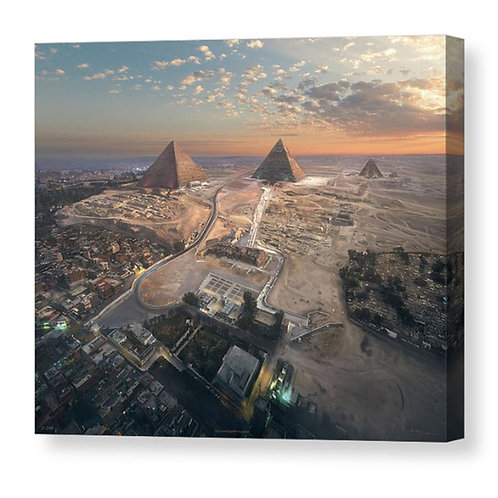 Great Pyramids of Egypt, Limited Edition