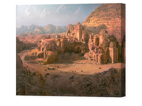 Red Rose City Of Petra, Limited Edition