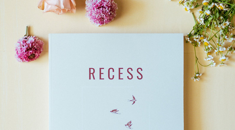 RECESS: Seek, Encounter, Know by Kallie Foltz Bahorich
