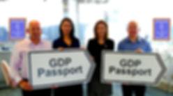 GDP passport logistics interliner