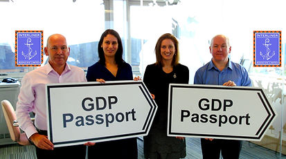 GDP passport logistics interliner