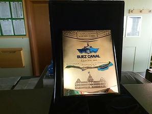Suez Canal HMM Dublin Interliner Agencies