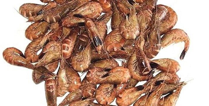 Noordzee garnalen 'ongepeld'