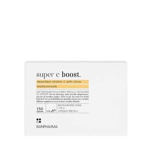 SUPER C BOOST - 400 CAPS