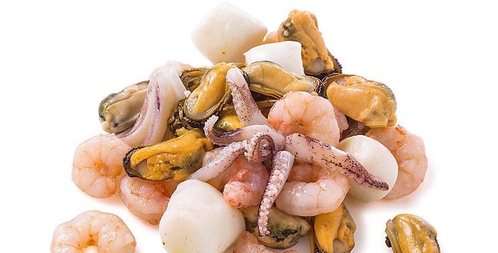 Zeevruchten mix