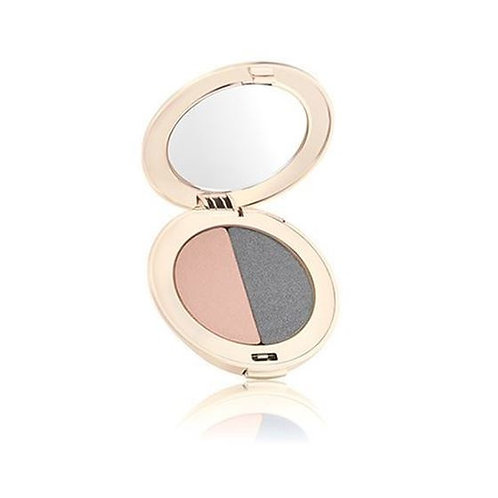 PUREPRESSED EYE SHADOW DUO - Hush / Smokey Grey