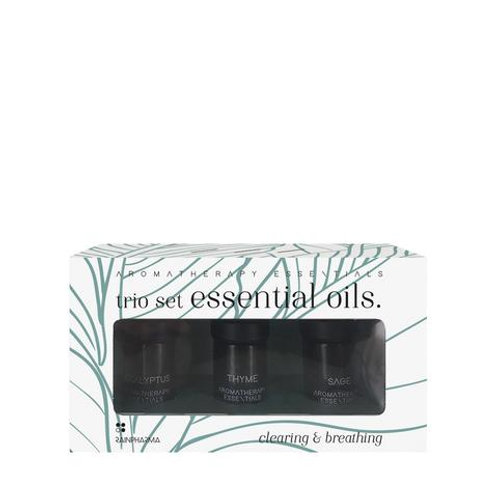 TRIO ESSENTIAL OILS - OILS CLEARING & BREATHING