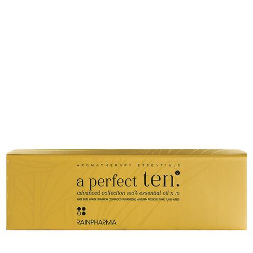 A PERFECT TEN ESSENTIAL OIL 2 - ADVANCED COLLECTION