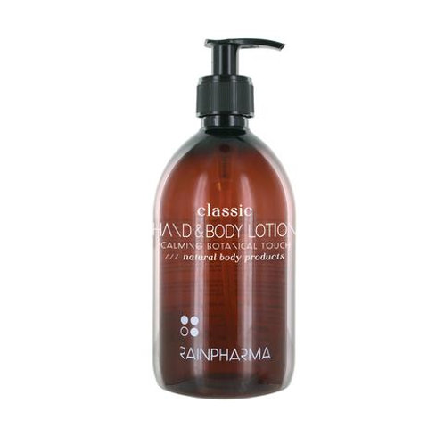 CLASSIC - HAND & BODY LOTION - CALMING BOTANICAL TOUCH