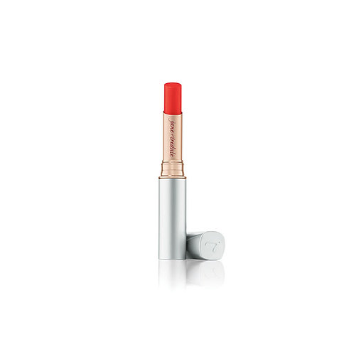 JUST KISSED LIP AND CHEEK STAIN - Forever Red