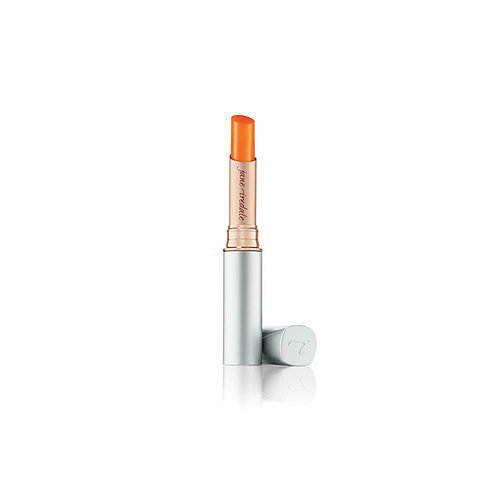 JUST KISSED LIP AND CHEEK STAIN - Forever Peach