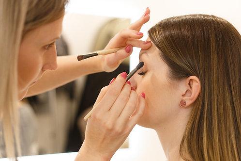 Make-up op locatie - 60 min