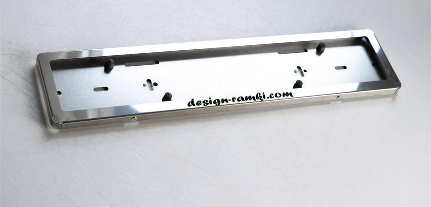 Дизайнерские рамки для номеров